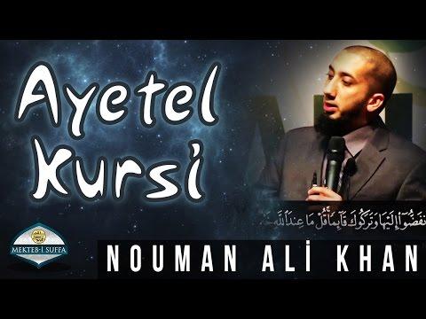 Ayet'ul-Kursî Mucizesi [Nouman Ali Khan] [Türkçe Altyazılı   Mekteb-i Suffa] [Türkçe Altyazılı]