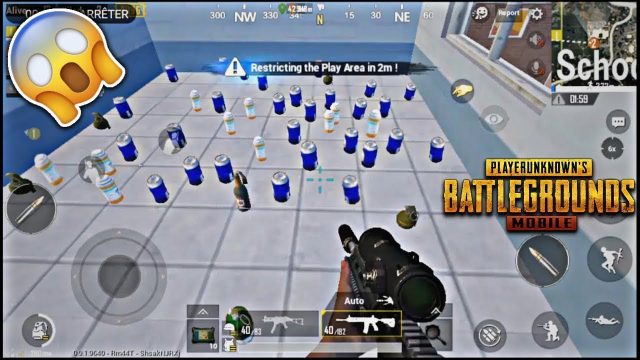 Rush Gameplay + Funny Moments in Pubg Mobile / Star ANONYMOUS