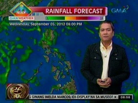 24 Oras: Intertropical convergence   zone, umiral sa Luzon; LPA, nawala   na