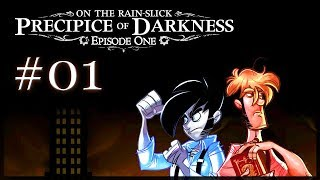 Penny Arcade Adventures: On the Rain-Slick Precipice of Darkness - Episode One - Part 1