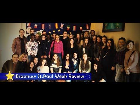 Erasmus+ St.Paul Week Review