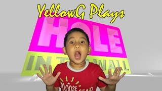 YellowG Plays: Roblox - Hole in the Wall (with CoolBunny)