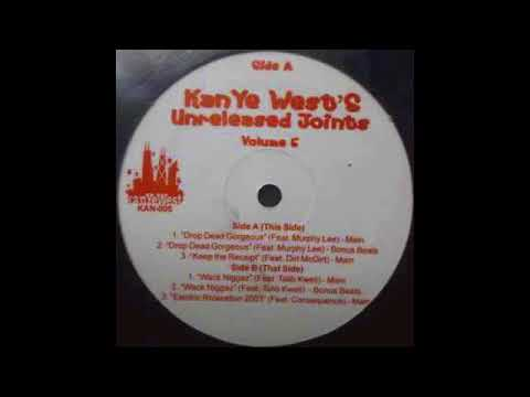 Kanye West - Unreleased Joints Vol. 5 (Unofficial EP) 2004