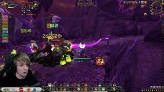 HUNTER I WARLOCK ROBIĄ NAM RBG! - World of Warcraft: Legion