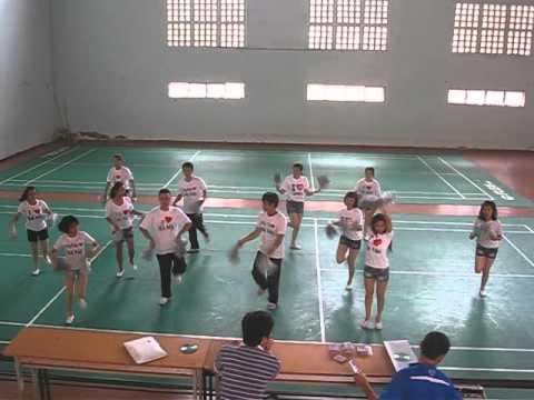 Aerobics Đại học Ngoại Thương 2011