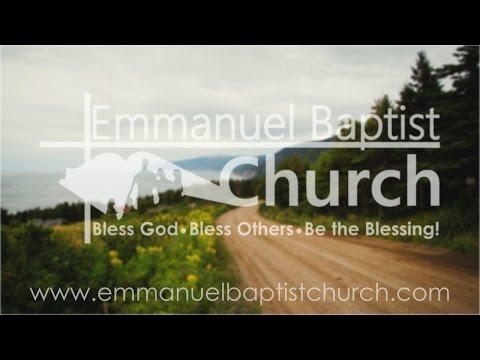Emmanuel Baptist Church Live!