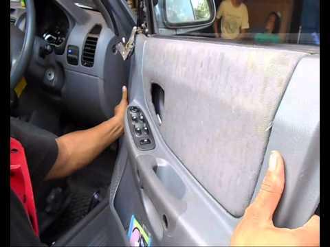 2007 Hyundai Elantra Fuse Box Central Lock Youtube