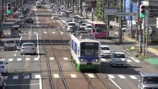 [4K] 福井鉄道880形(元名鉄モ880形) 急行田原町行