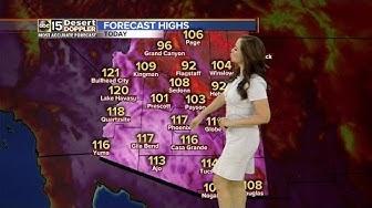 Dangerous heat in Phoenix this week