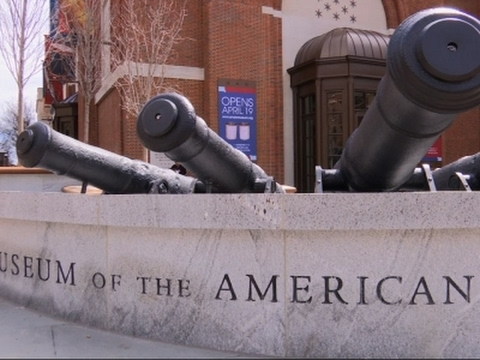 American Revolution Museum is 'At The Ready'