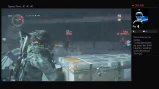 The Division pvp action