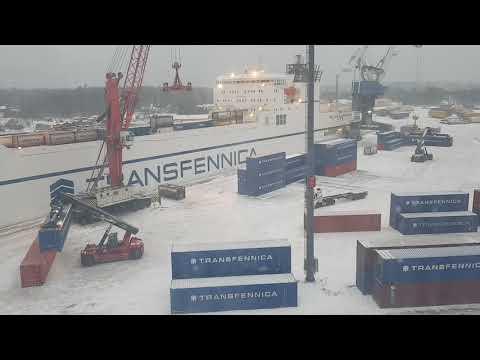 Cargo Handling In Port