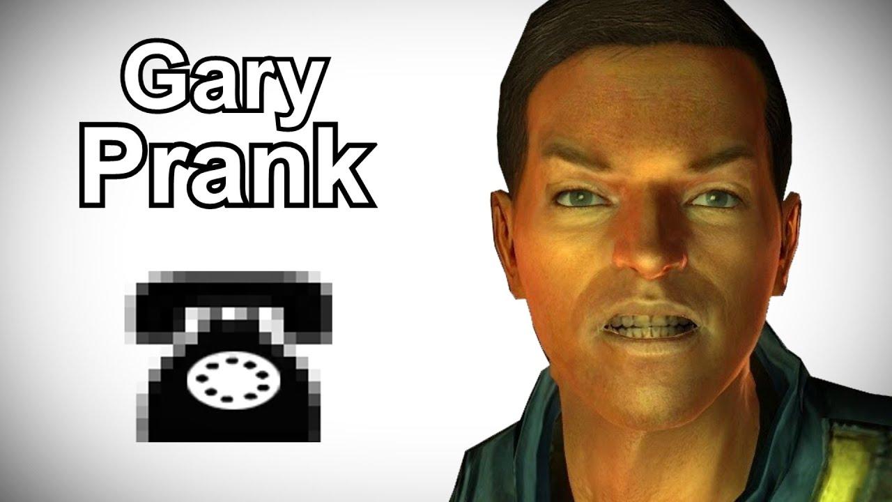 Gary Calls People Named Gary