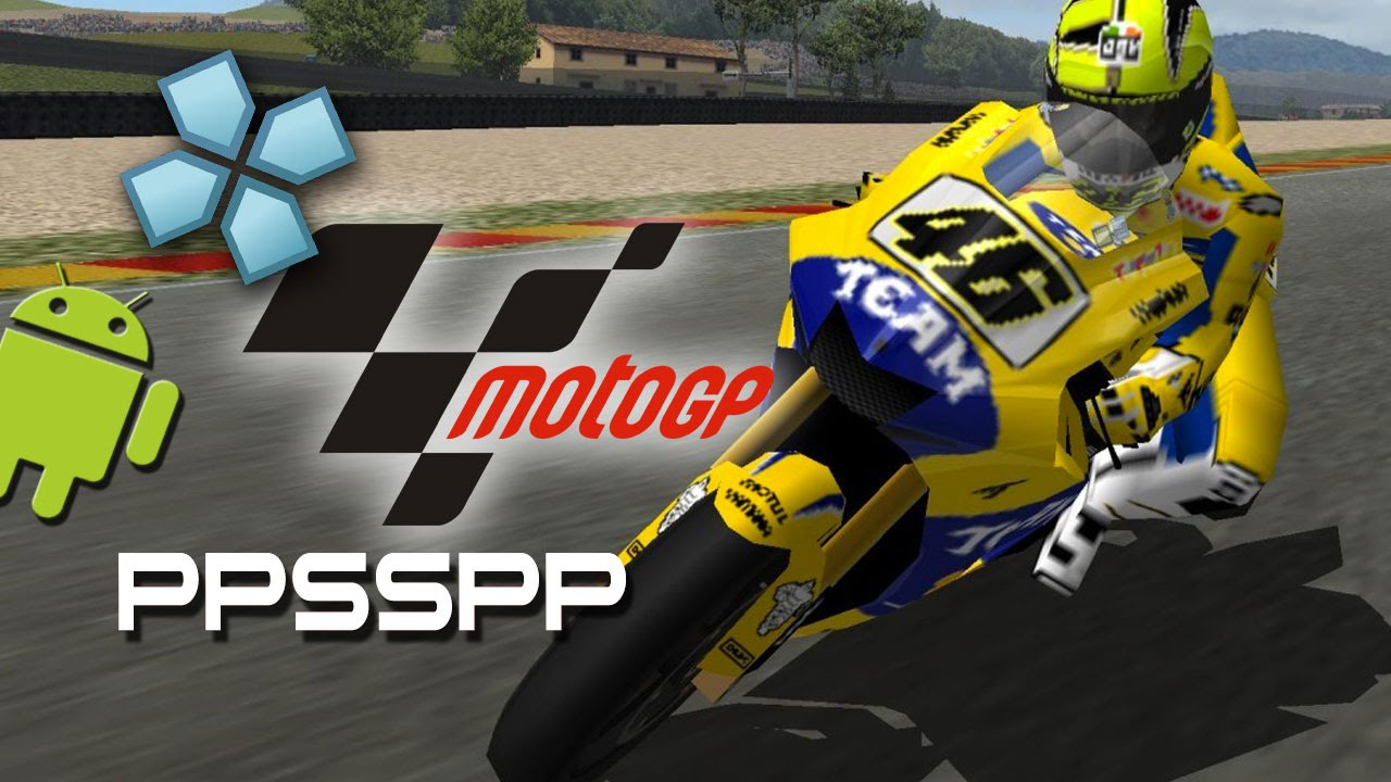 Psp android) motogp | ppsspp android | best setting for android.