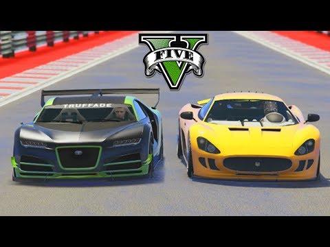 GTA V Online - OCELOT XA-21 VS NERO | TESTE DE VELOCIDADE !!!