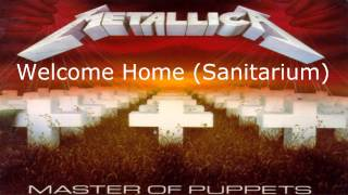 Metallica - Master of Puppets (Instrumental album) HQ