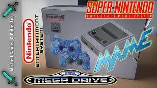SNES Mini Classic / SX-86 Multi Mini Platform Game Console Review