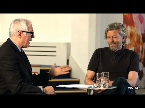 Karl Ove Knausgaard and Stephen Grosz in conversation, May 2014
