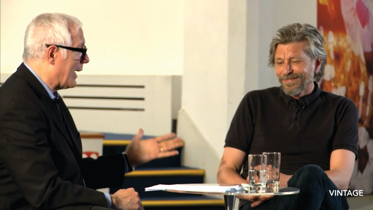 Karl Ove Knausgaard and Stephen Grosz in conversation, May 2014