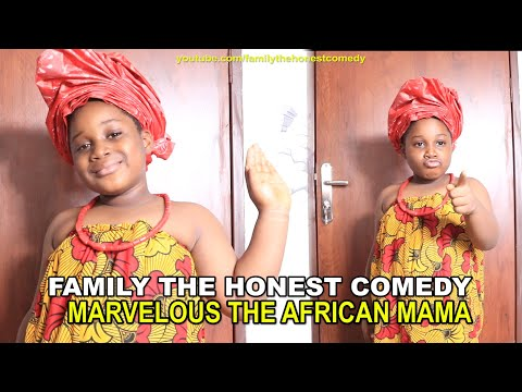 MARVELOUS THE AFRICAN MAMA Funny Video 😂😂😂   Best TikTok 2021 Hindi Comedy Try Not To Laugh Comedy