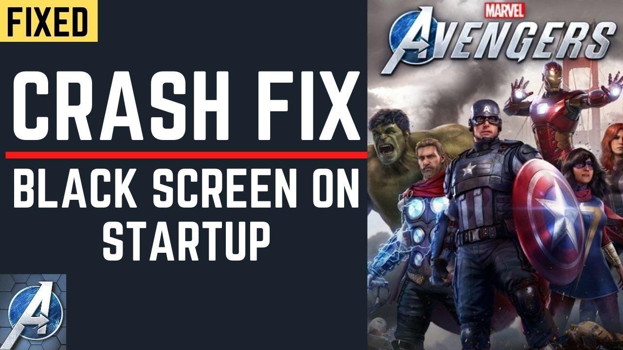 Download Marvel Avengers Crash Fix   Black Screen   Crashing   Avengers Freezing   Stuck On Loading  