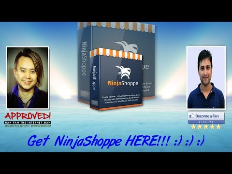 Ninja Shoppe Sales Video - get *BEST* Bonus and Review HERE!.  http://bit.ly/2ZoyUtW