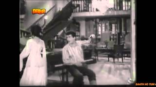 SAATH HO TUM AUR RAAT JAWAN NEEND KISE Mukesh Asha KANCH KI GUDIYA 1961 HQ AUDIO YouTube