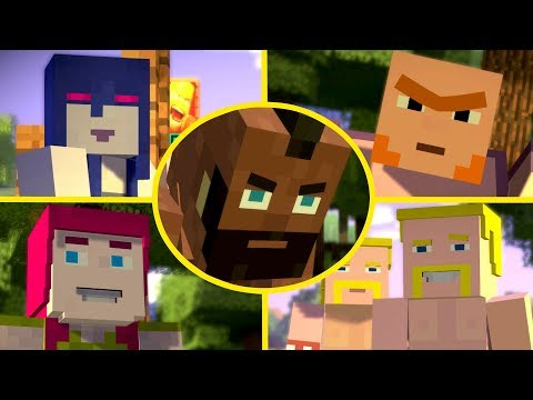 Clash of Clans Movie Animated! - Minecraft Story Mode [#1]