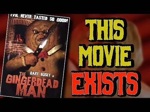 I Always Thought This Movie Wasn't Real.. (The Gingerdead Man Review)