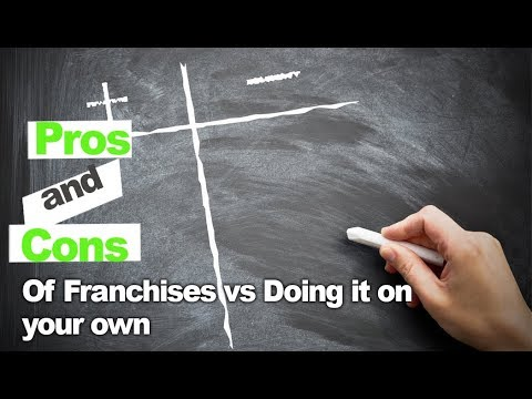 The Pros and Cons of Buying a Cleaning Franchise vs Doing it on Your Own