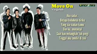 [ Lirik Lagu ] Virgoun - Move On ( Official Music Lirik )
