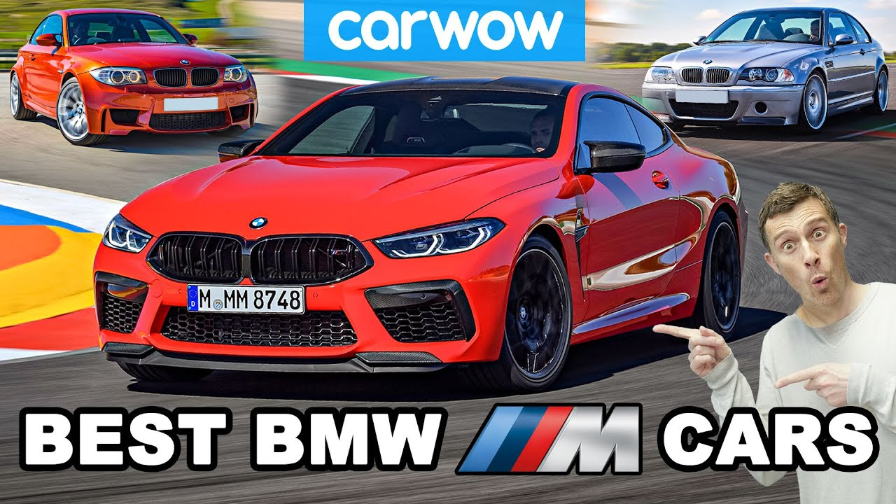 Top 10 Best Bmw M Cars Ever Youtube
