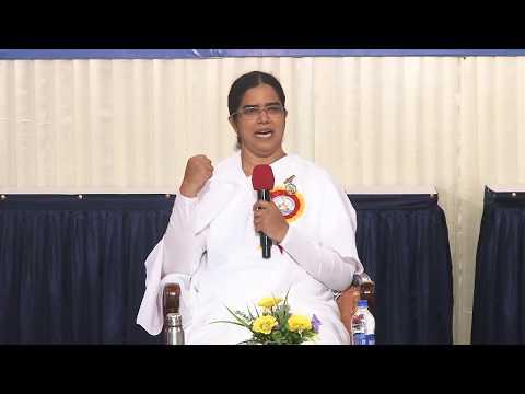 Sister BK Ranjani speaks Benefits of meditation (tamil)