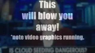 Bill Nye the science guy explains particulate cloud seeding, FOX chemtrail video!
