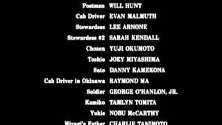 The Karate Kid Part II (1986) - End Credits