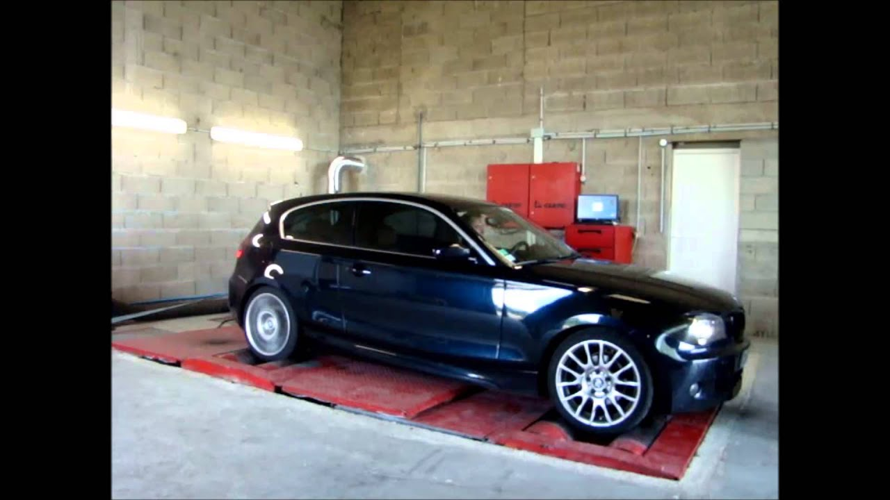 reprogrammation moteur bmw 120d e87 177cv 235cv stage 2 par ums youtube. Black Bedroom Furniture Sets. Home Design Ideas