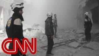White Helmets evacuated into Jordan by Israel