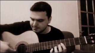 Evgeny Grinko  -  Valse  ( guitar cover  Anar )