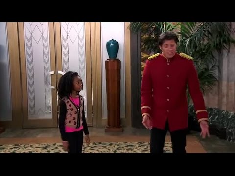 Jessie S03E04 The Blind Date, the Cheapskate, and the Primate
