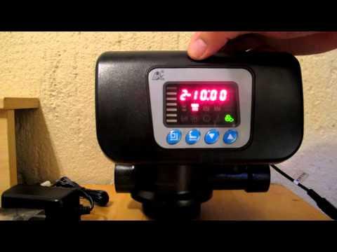 F67B1 Automatic Backwash valve head