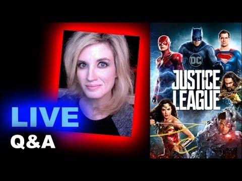 Justice League Movie Q&A