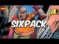 "Who is DC Comics' Sixpack? ""Liquid Courage"" Champion!"