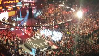 NXT Takeover: Orlando Shinsuke Nakamura entrance 4/1/17