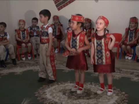 Армянский народный праздник Навасард отметили в детском саду №1 в Ахалкалаки