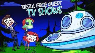 ЗАТРОЛЛИЛ сериал СЕКРЕТНЫЕ МАТЕРИАЛЫ Весёлая мульт игра Trollface Quest TV Show