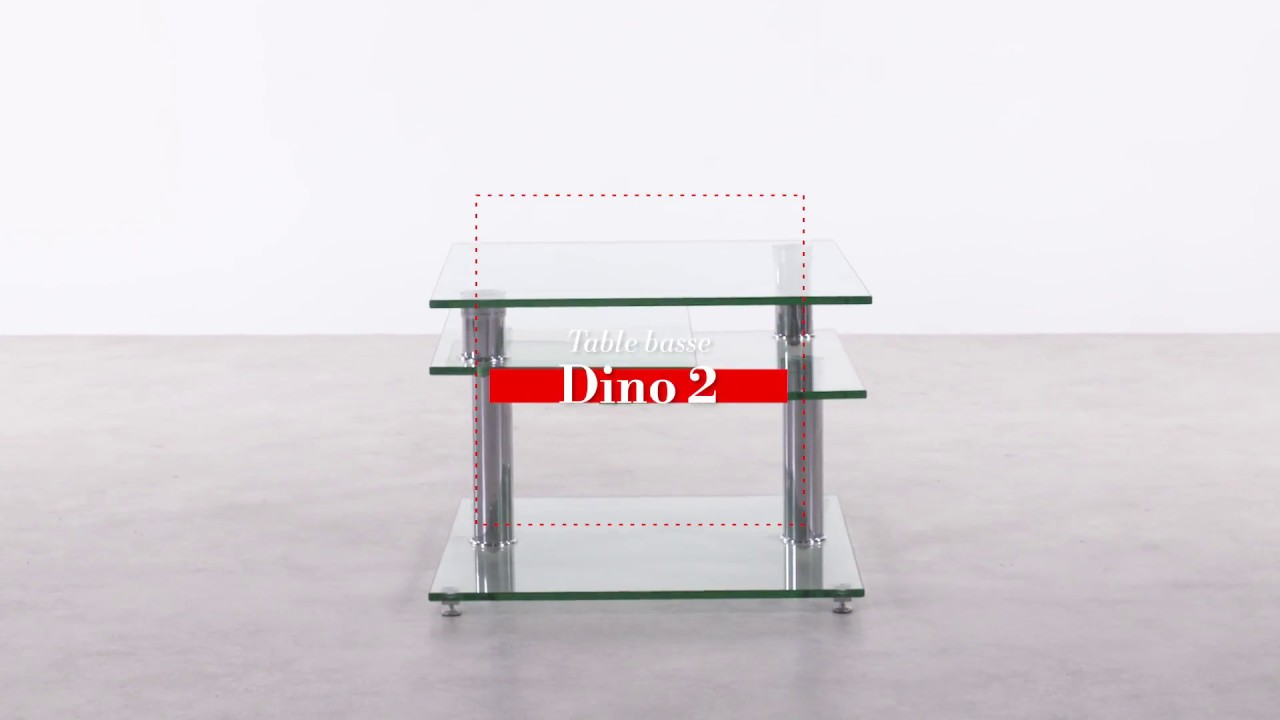 table basse dino 2 but