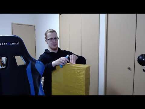 Unboxing GOC Materia