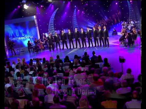 "The Ten Tenors ""Here´s To The Heroes""  And ""Nessun Dorma"""