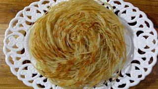 Lachha Paratha/Multi Layered Paratha/Pheni Paratha/লাচ্ছা পরোটা/লেয়ার্ড পরোটা/ফেনী পরোটা/পরোটা