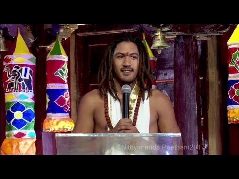 Akashic Readings - Amazing Past Lives are Revealed by Kalabhairava Through Nithyananda Balasants